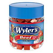 Wyler's Instant Bouillon Beef Flavor Cubes