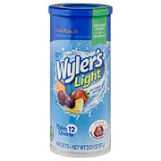 Wyler's Light Fruit Punch Drink Mix