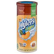 Wyler's Light Iced Tea With Peach Drink Mix