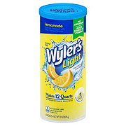 Wyler's Light Lemonade Drink Mix