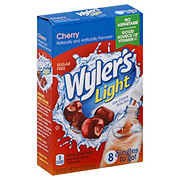 Wyler's Light Singles to Go! Cherry Drink Mix