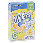 Wyler's Light Singles to Go! Lemonade Drink Mix
