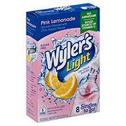 Wyler's Light Singles to Go! Pink Lemonade Drink Mix