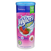 Wyler's Light Strawberry Drink Mix