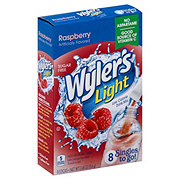 Wyler's Singles to Go! Cool Raspberry Drink Mix
