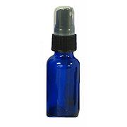 Wyndmere Naturals Glass Bottle Cobalt Blue