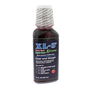 XL-3 Cold Medicine Night Time Liquid