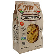Xochitl Salted The Dipper White Corn Tortilla Chips