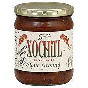 Xochitl Stone Ground Hot Salsa