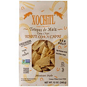Xochitl White Corn Chips