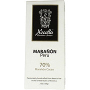 Xocolla Chocolate Bar Maranon Peru