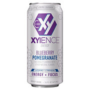 XYIENCE Blue Pomegranate Energy Drink