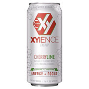 XYIENCE Cherry Lime Energy Drink