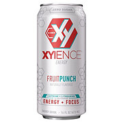 XYIENCE Fruit Punch Energy Drink