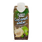 Yaco Coconut Water With Chocolate