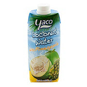 Yaco Coconut With Pineapple Water