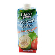 Yaco Coconut With Pomegranate Water