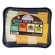 Yancey's Fancy Artisan Cheese Sampler