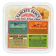 Yancey's Fancy Variety Cheese Snack Tray