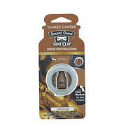 Yankee Candle Vent Clip, Leather