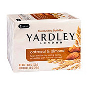 Yardley London Oatmeal and Almond Moisturizing Bar