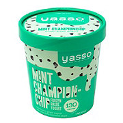 Yasso Mint Champion Chip Frozen Greek Yogurt