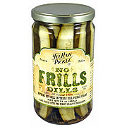 Yee Haw Pickle Co No Frills Dills