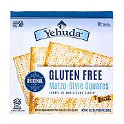 Yehuda Gluten Free Matzo-Style Square Cracker