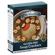 Yehuda Gluten Free Soup Crackers