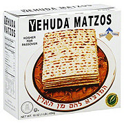 Yehuda Matzos Kosher For Passover