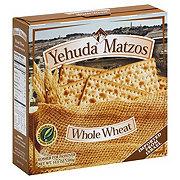 Yehuda Whole Wheat Matzos