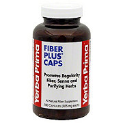 Yerba Prima Fiber Plus Caps 625 mg Capsules