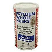 Yerba Prima Psyllium Whole Husks Colon Cleanser