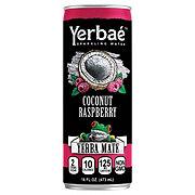 Yerbae Coconut Raspberry Yerba Mate Sparkling Water