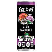 Yerbae Mango Passionfruit Yerba Mate Sparkling Water