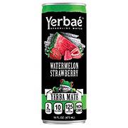 Yerbae Watermelon Strawberry Yerba Mate Sparkling Water