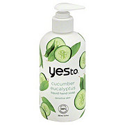 Yes to Cucumber Eucalyptus Liquid Hand Soap