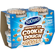 YoCrunch Chocolate Chip Cookie Dough