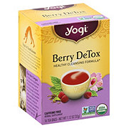 Yogi Berry Detox Tea Bags