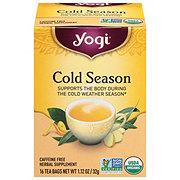 Yogi Cold Season Caffeine Free Tea Bags