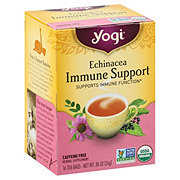 Yogi Echinacea Immune Support Herbal Tea Bags