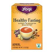 Yogi Healthy Fasting Caffeine Free Tea Bags