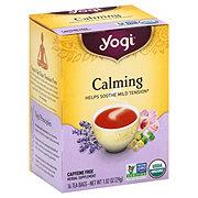 Yogi Organic Calming Tea Bags
