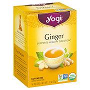 Yogi Organic Ginger Caffeine Free Tea Bags