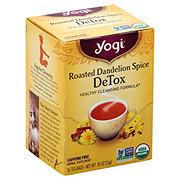 Yogi Roasted Dandelion Spice DeTox Tea Bags