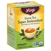 Yogi Super Antioxidant Herbal Green Tea