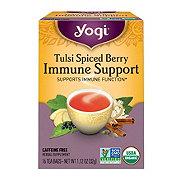 Yogi Tulsi Spiced Berry Immune Support Tea Bags