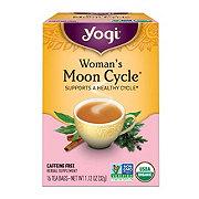 Yogi Woman's Moon Cycle Caffeine Free Tea Bags