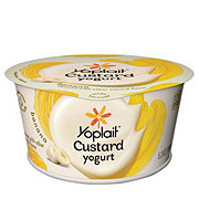 Yoplait Custard Banana Yogurt