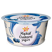 Yoplait Custard Blueberry Yogurt